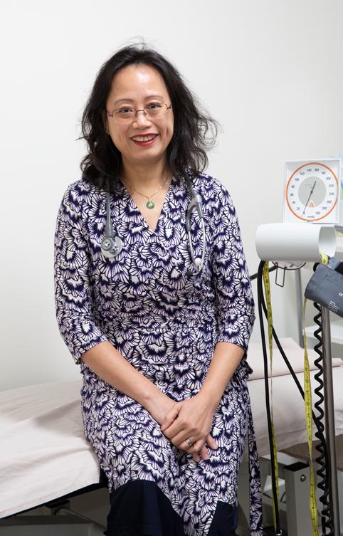Dr Trang Pham